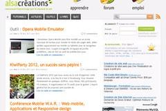 AlsaCreations.com est un site d'aide à la création de site internet.