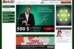 Betclic-Poker.fr : Obtenez un bonus de 200 euros sur betclic poker.