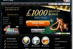 Bet-Way.com : site de casino international.