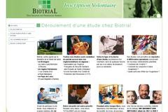 Biotrial.fr est un des plus grand institut d'essai clinique