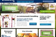 Canal-blog.com : plate-forme de blogging gratuite.