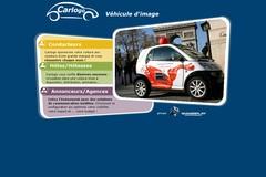 Carlogo.com vous paye pour sponsoriser votre voiture.