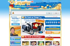 Cashpot.fr : grattage et tirage gratuit sur cashpot.