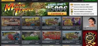 Casino Paris Win.com : pour vous, un bonus de 100% jusqu'à 400 €.