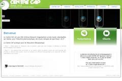 Centre-Cap.com : centre d'essai clinique sur montpellier.