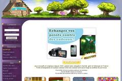 Cliqu-o-Jeux.com vous fait gagner lots et cadeaux.