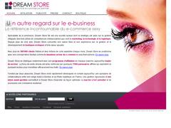 DreamStore.ch : lingerie et accessoires sexy en marque blanche.