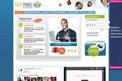 Easy-Panel.fr : répondre à des études en ligne rémunérées.