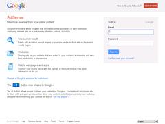 Google Adsense : la régie publicitaire de Google.