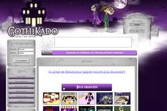 Gothi-kado.com : jouez dans un univers gothique.