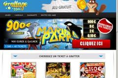 Grattage.com : LE jeu de grattage gratuit du net.