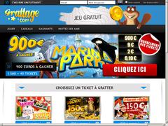 jeux gratuits sur grattage.com
