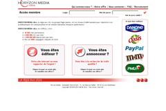 Horyzon-Clics.com : la régie d'affiliation aux clics.