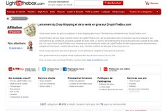 Light-in-the-Box.com : drops shippping de produits d'importation chinoise.