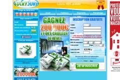 200 000 euros à gagner sur Lucky-Surf.fr