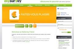 My-Survey.com : partcipez au panel rémunéré de la TNS Sofres.