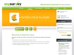 site de sodnage my survey