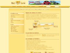 site pack barre.com
