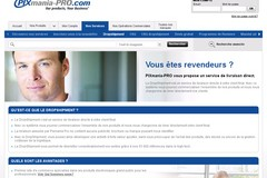 Pixmania-Pro.fr vous propose ses produits en drop shipping.