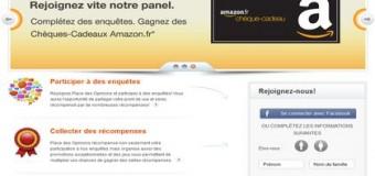 Place-des-Opinions.fr : avis et opinions rémunérés.