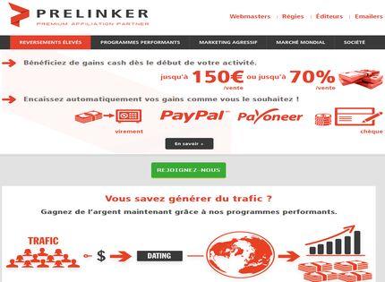 marque blanche prelinker.com
