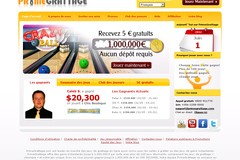 Prime grattage gratuit de 5 euros sur Prime-Grattage.com