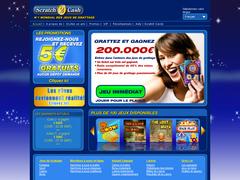 Scratch 2 cash gratuit est le premier des jeux de grattage en ligne.
