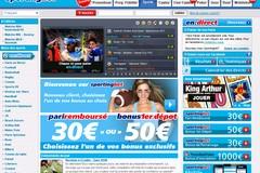 Sporting-Bet.com : 25 euros de bonus gratuit sur sporting bet.