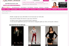 Starnet World : le drop shipping de lingerie.