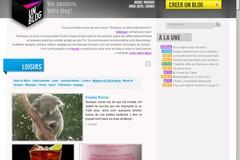 UnBlog.fr : la plus grande plate forme de blog française.